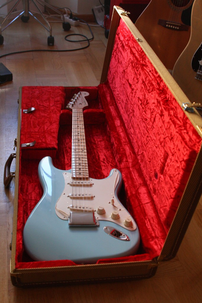 Fender Custom Shop Stratocaster 1958
